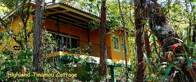The Highland Tinamou Cottage