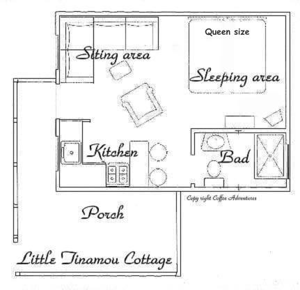 Floor plan Little Tinamou